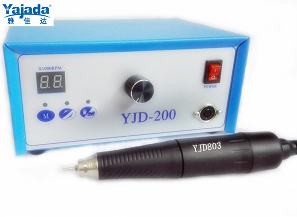 Brushless Electric Motor Lab Handpiece